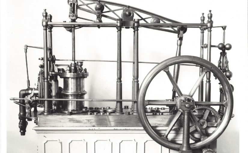 The Box Model Beam Engine